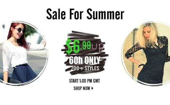 Romwe flash sale for summer http://marcelayz.wordpress.com/2014/05/18/romwe-flash-sale-for-summer/