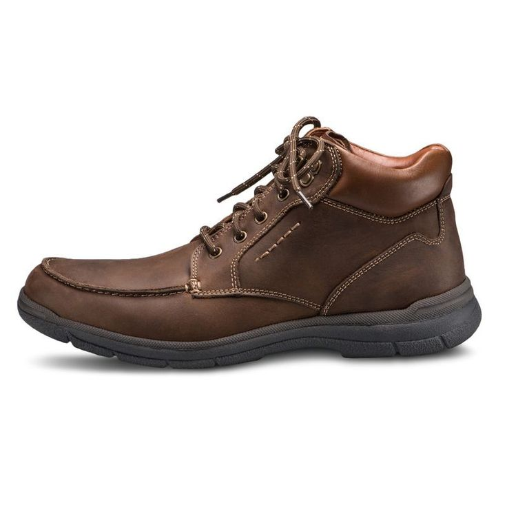Johnston and Murphy Beacon Hill Boot  -  Casual Comfort That's Equally Stylish Out in the Country or Hailing a Cab in the City!