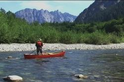 canoe trips washington