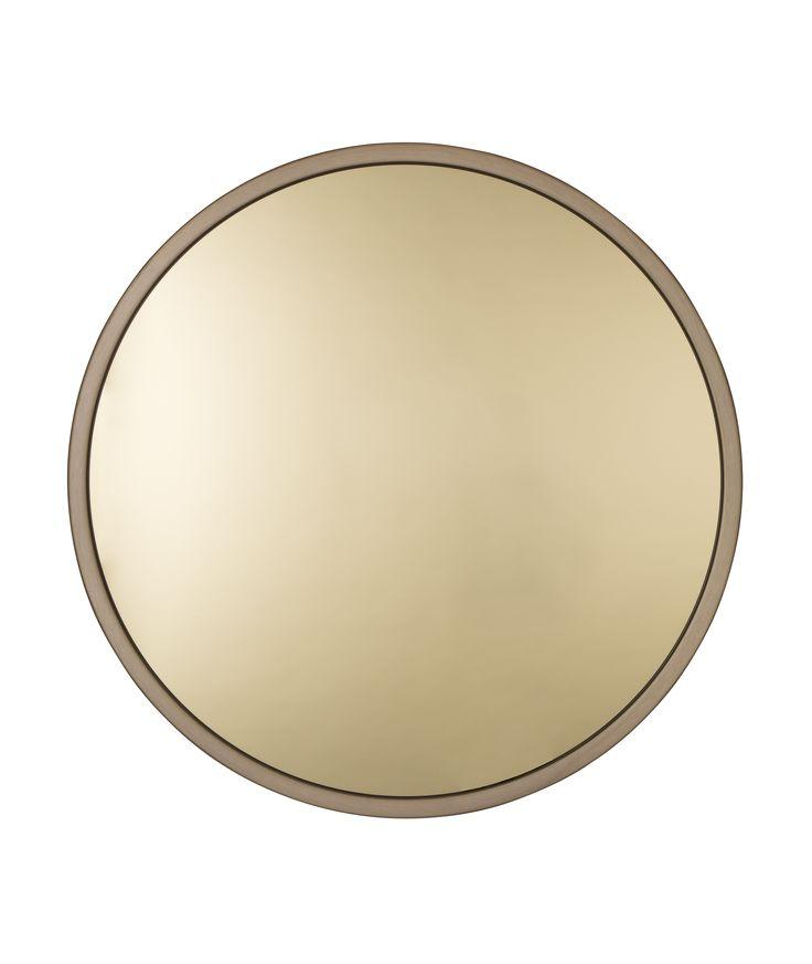 Bandit mirror - Brass #mirror#miroir#spiegel#spiegel