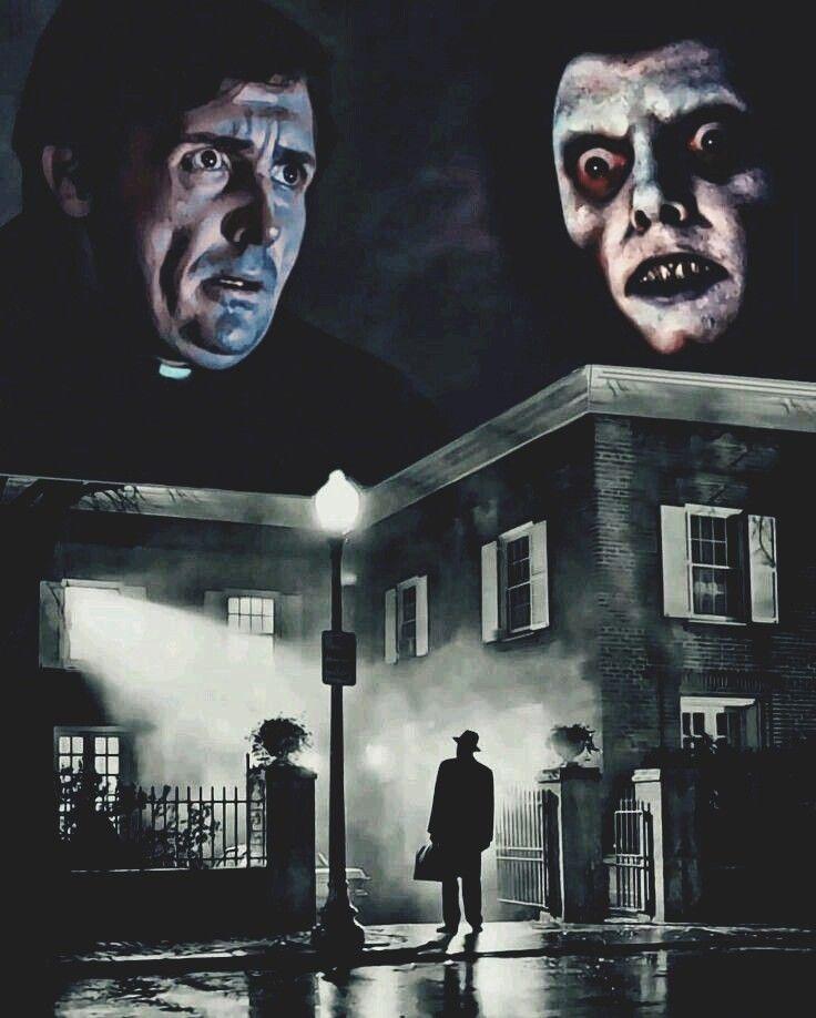 The Exorcist Film Scene POSTER