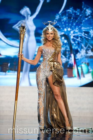 Miss South Africa 2012