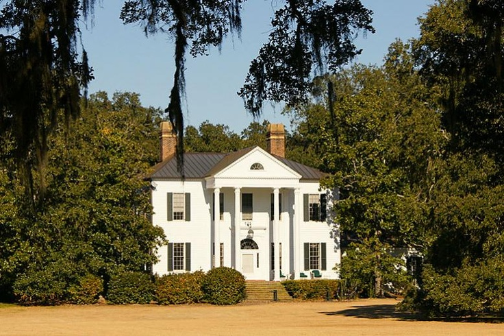 Friendfield House (1931) at Friendfield Plantation--Georgetown, SC