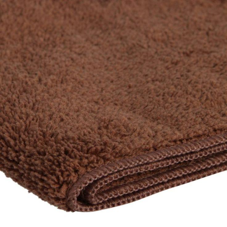 Dusting Cloth Microfiber Brown 30x40 cm