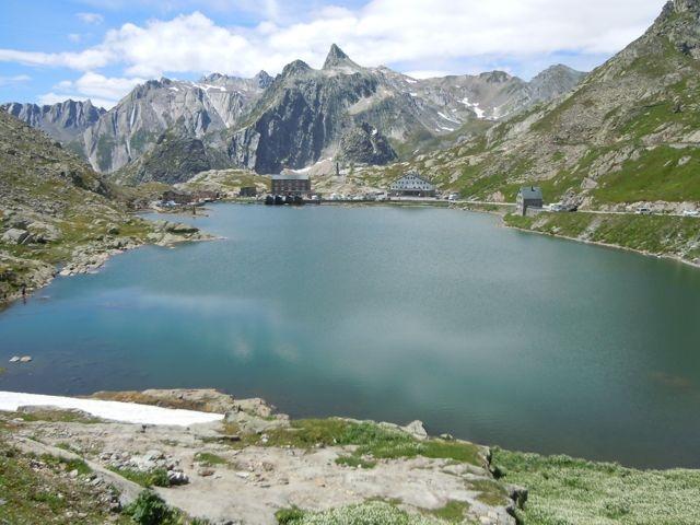Col du Grand St-Bernard, Switzerland, July 2012