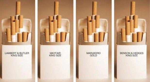 Francia adoptará el paquete de tabaco neutro para hacerlo menos atractivo para fumadores