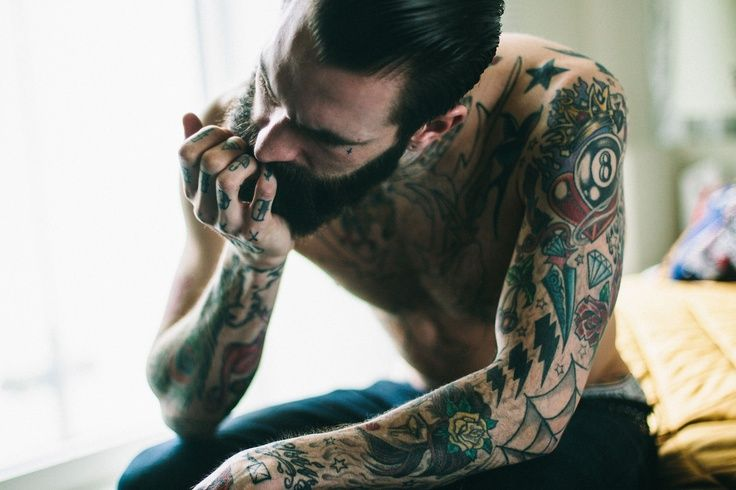 Tattoos For Guys : Photo