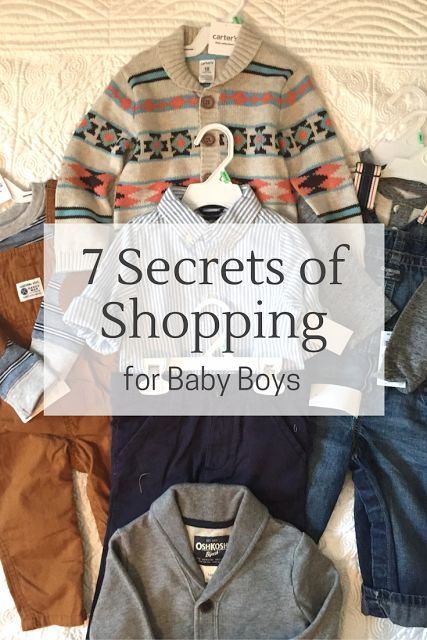 The skinny on shopping for cute boy's fashion trends that you will adore without breaking the bank. Including: How much to spend, where to shop, the best brands to buy, baby boy trends, baby clothes sizing, things to avoid, and what to look for when purchasing. I love dressing up my little guy and with these 7 secrets your baby boy will look adorable.