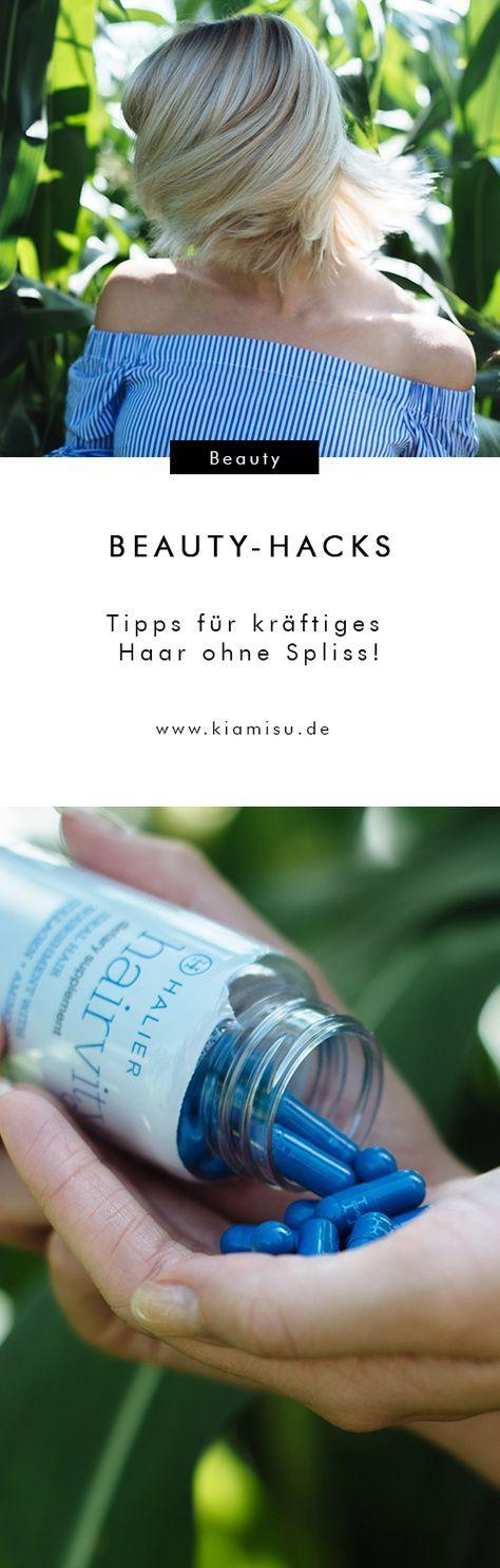 Haarwachstum anregen: Halier Fortesse & Hairvity Produkte im Test!