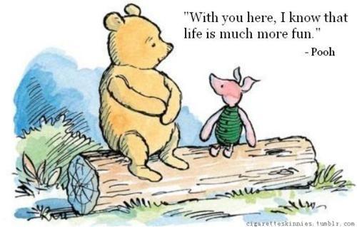 sweet pooh...