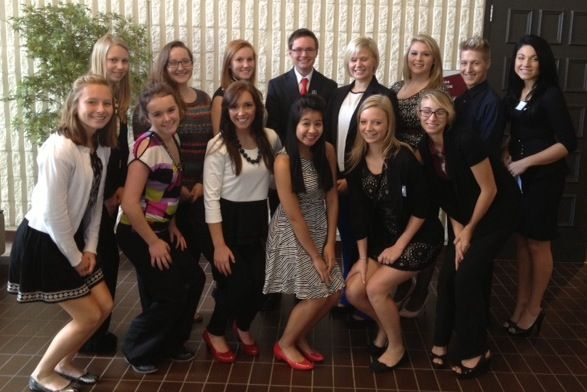 DECA club begins year at Forest Lake High School