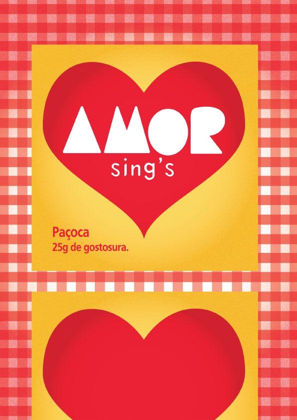 Download: Pôster Paçoca Amor