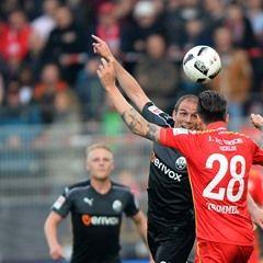 Bundesliga 2016-17 - Matchday 31 - 1. FC Union Berlin vs SV Sandhausen