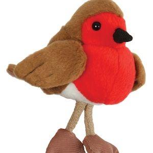 red-robin finger-puppet