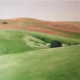 Fallowed Fields by Sally Joubert