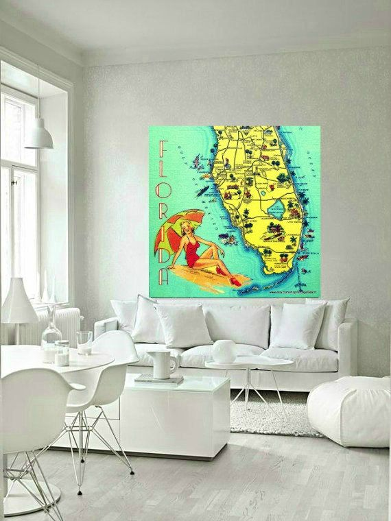 Regional artists florida home decor