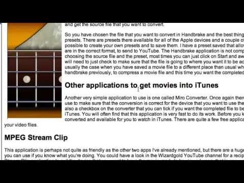 Sigil ePub Editor - Inserting Pictures and Links - YouTube