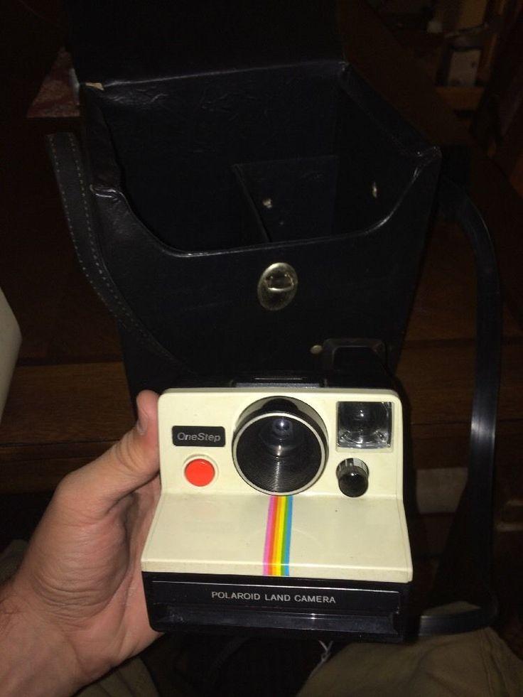 Vintage Polaroid One Step Sx-70 Camera  #Polaroid