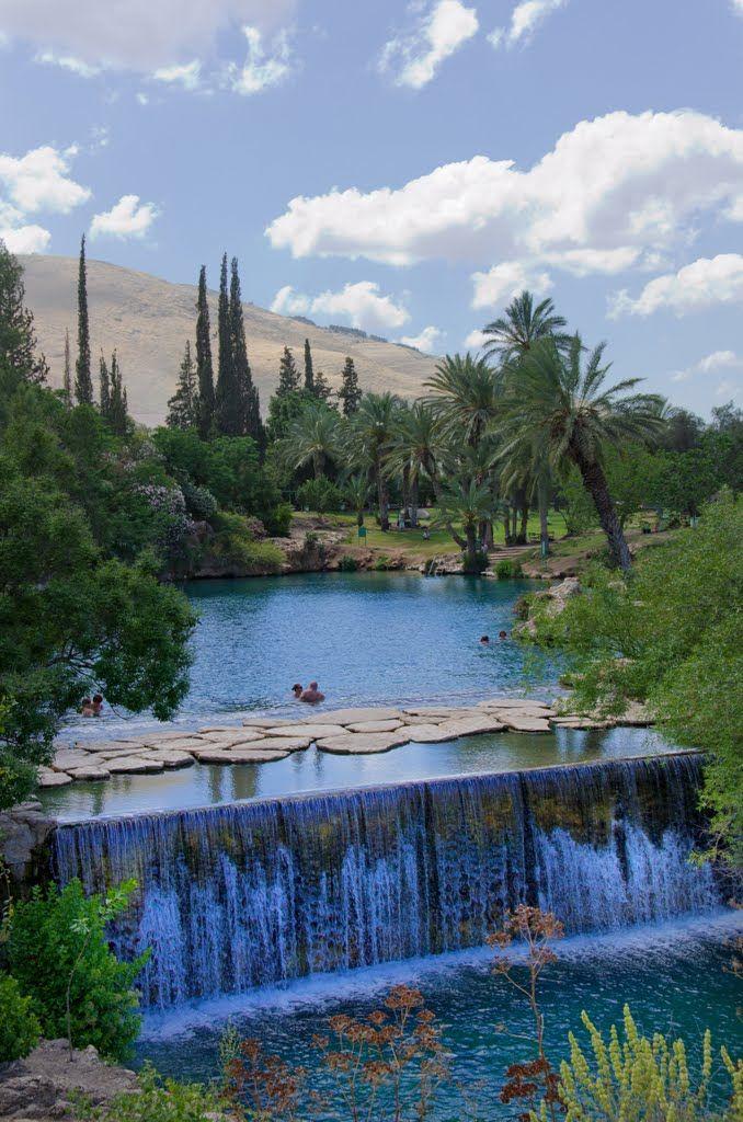 Gan HaShlosha National Park, Israel                                                                                                                                                                                 Más