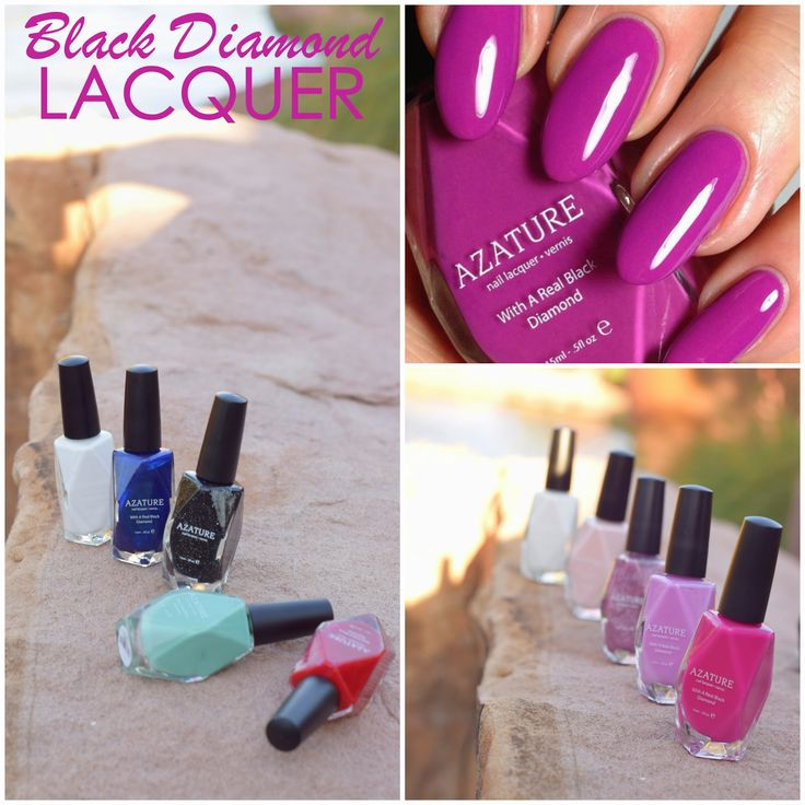 The 239 best AZATURE | NAIL LACQUER images on Pinterest | Beauty ...