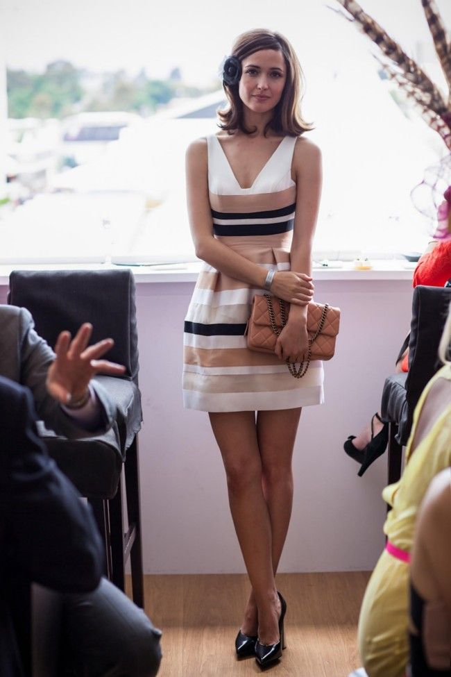 What they wore: Melbourne Cup fashion