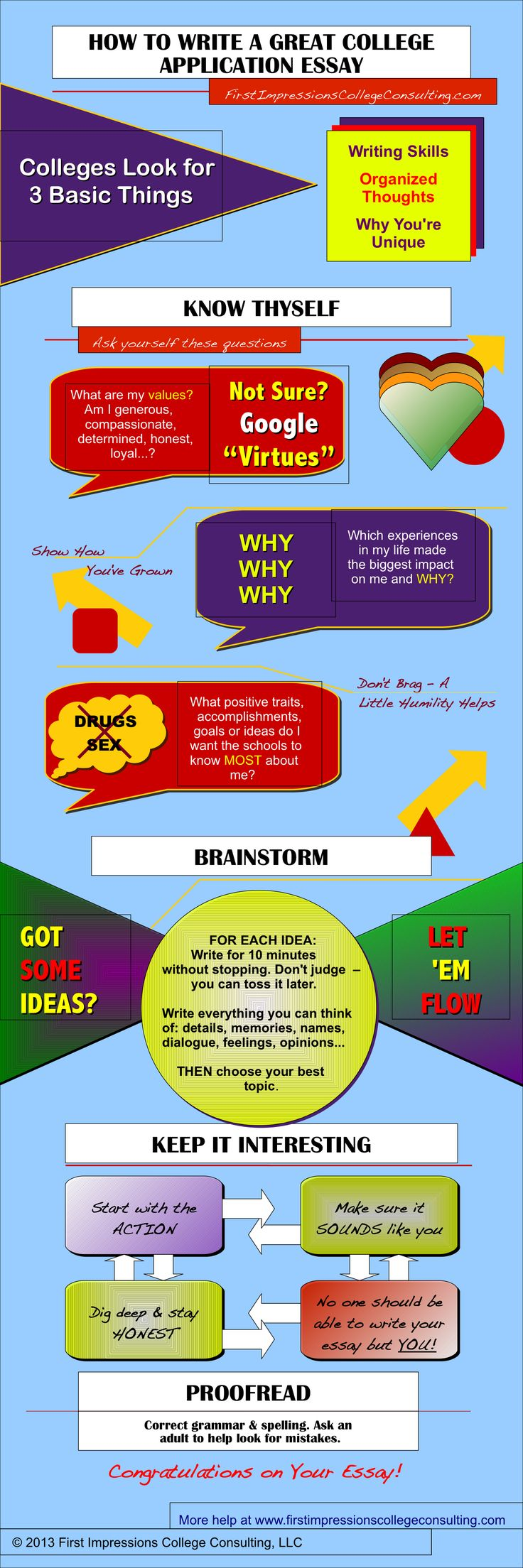 best images about college application essays here it is my first infographic i won t tell you how long it took me but it was worth it enjoy sharon epstein is owner of first impressions college