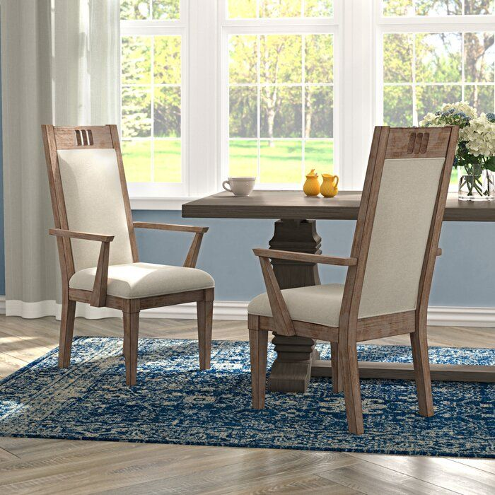 Avers Side Upholstered Dining Chair In 2020 Dining Chair Upholstery Upholstered Dining Chairs Solid Wood Dining Chairs