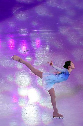 Figure Skating Spiral