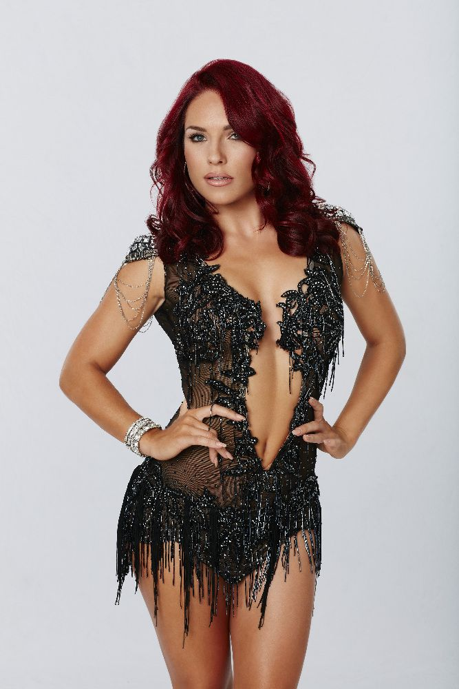 "DANCING WITH THE STARS - SHARNA BURGESS - The celebrity cast of ""Dancing with the Stars"" is lacing up their ballroom shoes and getting ready for their first dance on MONDAY, SEPTEMBER 14 (8:00-10:01 p.m., ET) on the ABC Television Network. Nick Carter is partnered with Sharna Burgess. Read our recap of Week 3 show (ABC/Craig Sjodin)"