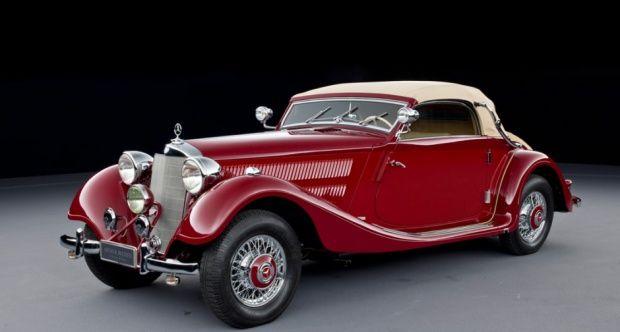 1938 Mercedes-Benz  - 320 Cabriolet A