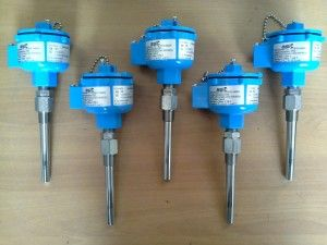 RTD pt100 atex with thermowell