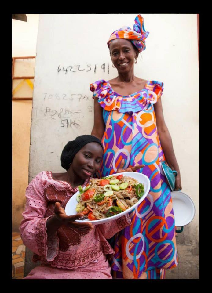Kochen in Gambia