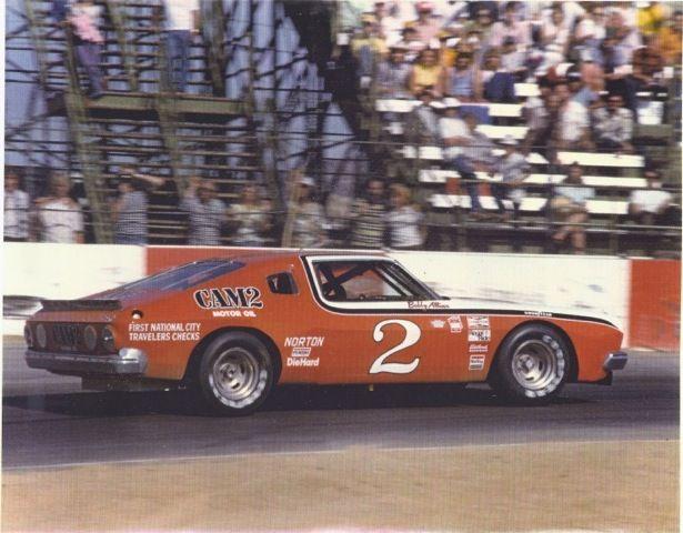 bobby allison cam 2 matador riverside 1976 speed racer pinterest. Black Bedroom Furniture Sets. Home Design Ideas
