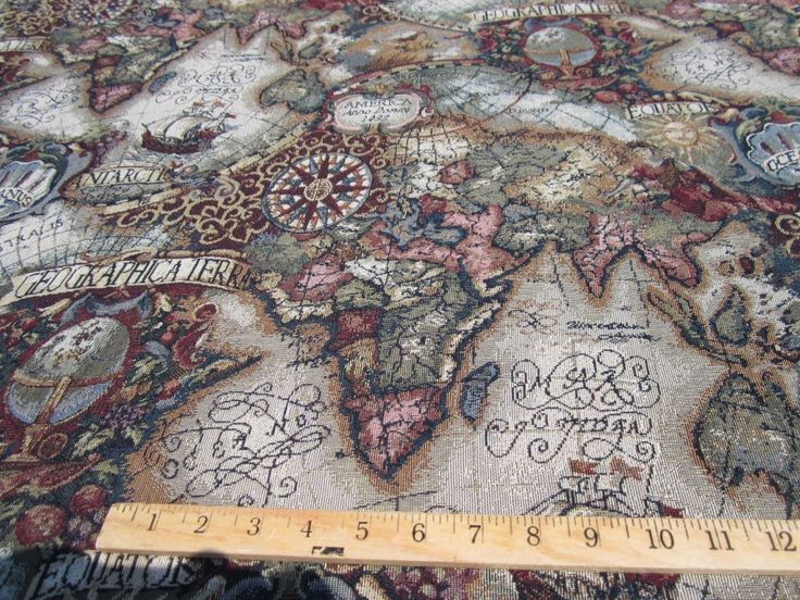 15 best tapestries appraisals images on pinterest old world maps old world map tapestry gumiabroncs Images