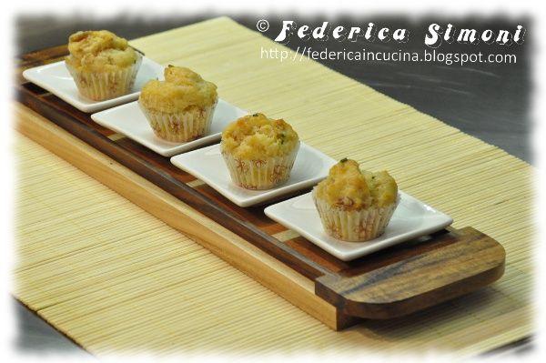 Muffin al tonno_La cucina di Federica