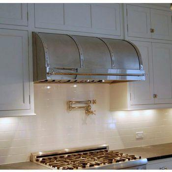 Modern Aire PS26 Professional Wall Mount Canopy Rangehood #kitchensource #pinterest #followerfind