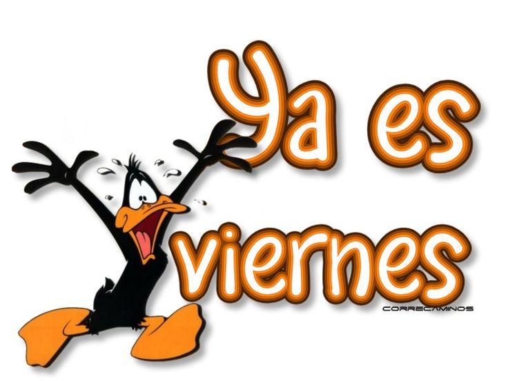 Ya ES Viernes Imagenes | Ya Es Viernes, Imagenes Para Facebook ~ Imagenes graciosas