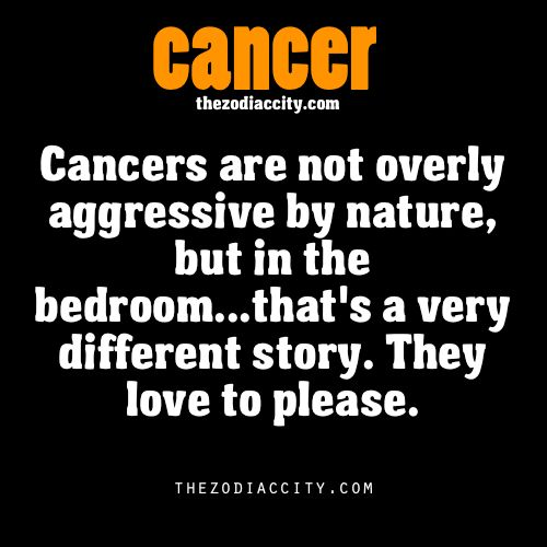 Cancer zodiac facts.Trish Roberts
