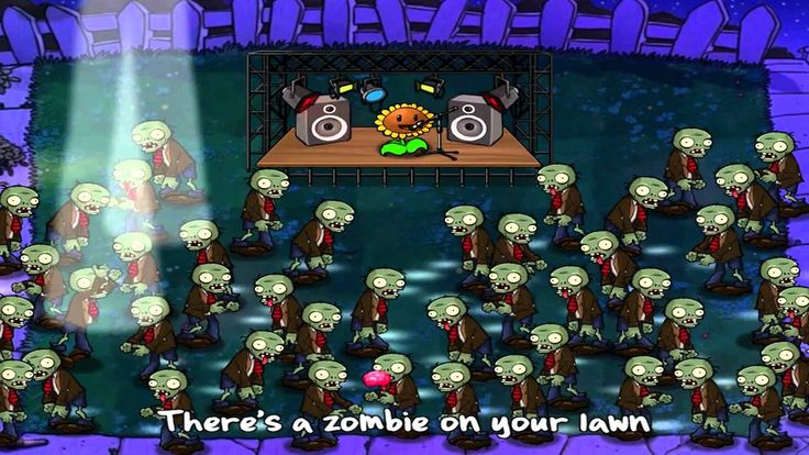 Plants Vs Zombies Sunflower Song
