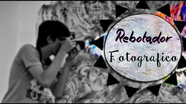 Te dejo por acá otro video para contribuir a aprender sobre como hacer fotografías más profesionales. Un DIY de un rebotador de luz.