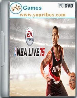 Игру nba live 10 через торрент на компьютер
