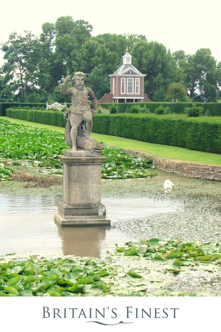 Westbury Court Garden - Westbury Court Garden is a rare Dutch garden of water and simple green spaces, surviving from the 17th century Restored in the 1970s to become the best example in England.