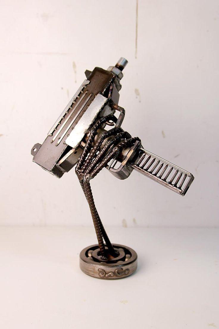 Pin by Jake Raymond on project corner | Metal Art, Scrap ...