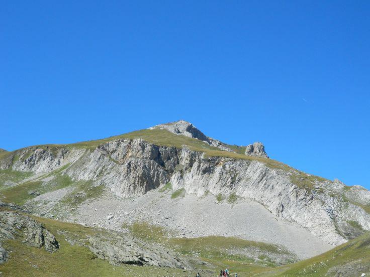 Korab mountain peak 2764 m. (Šar Mountains, Republic of Macedonia)