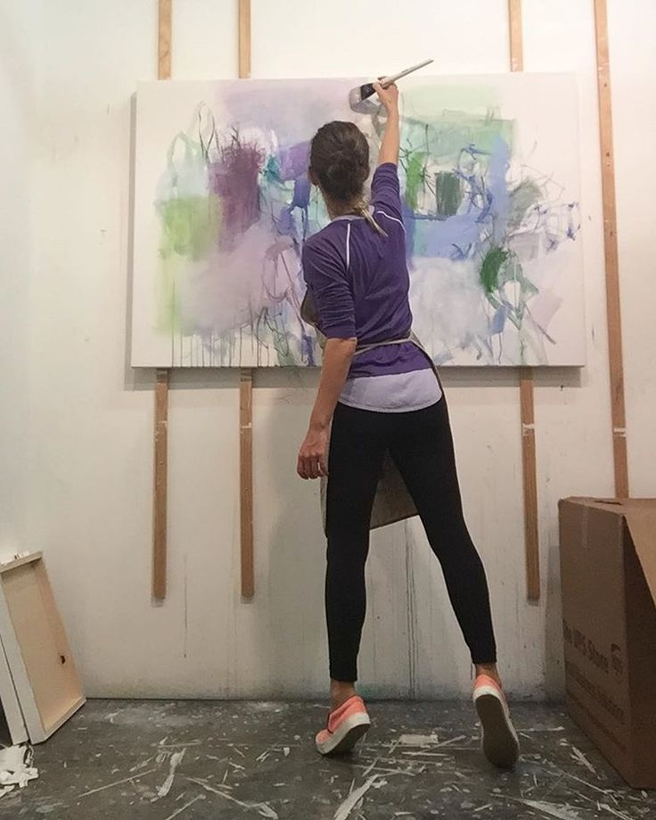 """Make these """"wall easels"""" for studio"""