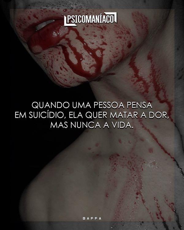 Matar os problemas...