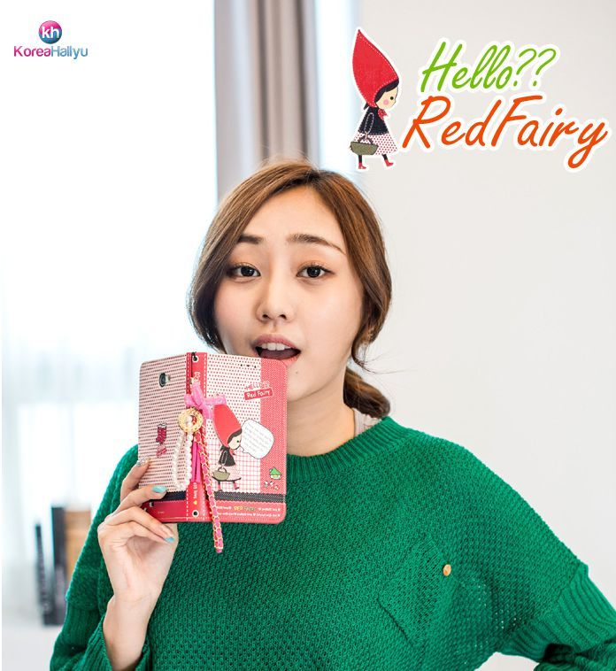 Hello Red Fairy Wallet Case for Galaxy S6 Edge Plus
