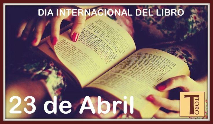 LA LECTURA TE LLEVA A MUNDOS DESCONOCIDOS INIMAGINABLES ¡ATREVETE A ENTRAR! .  #23deabril #diainternacionaldellibro #tororegalos