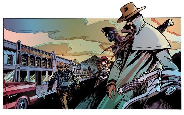 Il Rider, un cowboy urbano a fumetti per MCS con Giuseppe Palumbo - unnamed-1-e1461416288713