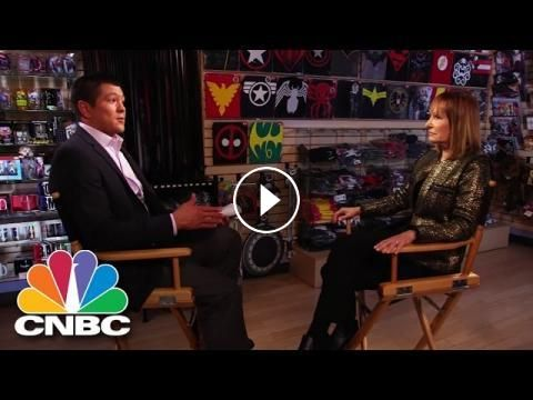 """'The Walking Dead' Producer: The Show Isn't About Zombies 